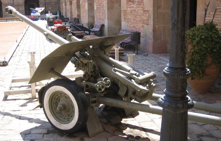 FHCAM - 88 mm Flak 37 Anti-Aircraft Gun  |Anti Aircraft Guns Spanish Civil War