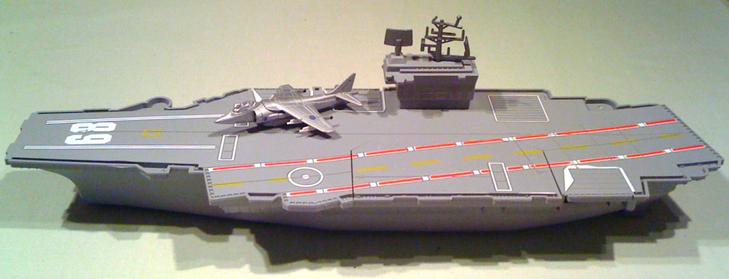The Model Aircraft Carrier