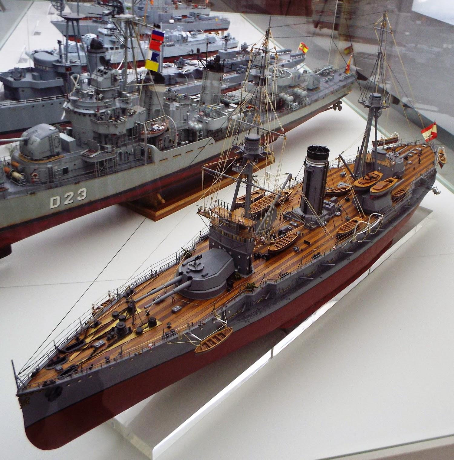 I have been to … Cartagena Naval Museum, Cartagena, Spain