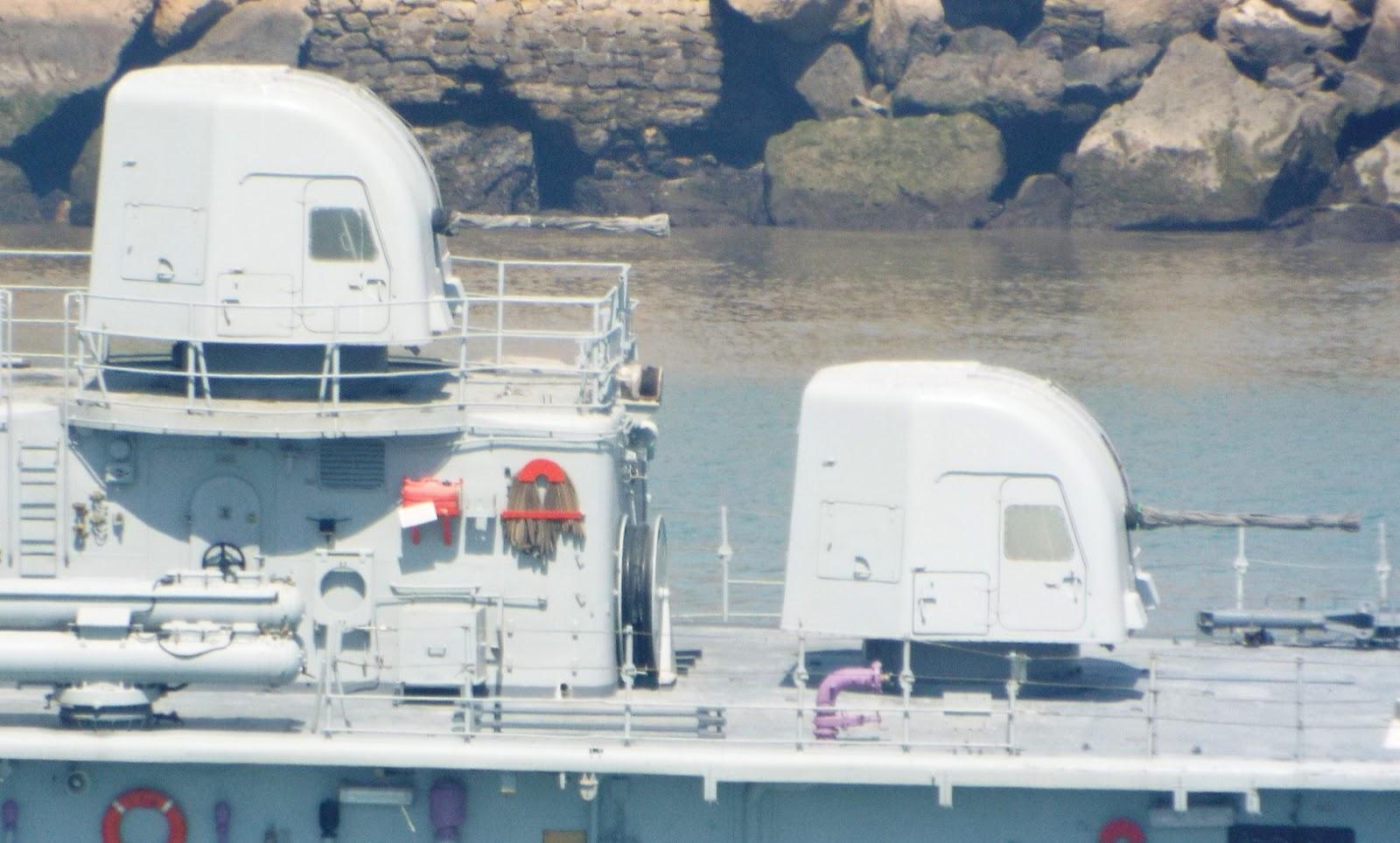 Royal Moroccan Navy Descubierta Frigate / Patrouilleur Océanique Lt Cl Errahmani - Bâtiment École - Page 3 E91c5-descubertia-casablance05